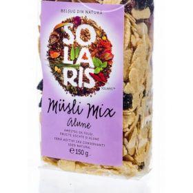 Musli mix with hazelnuts BioShopRomania.com