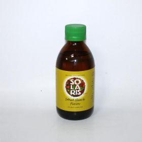 Castor oil extract 200ml BioShopRomania.com