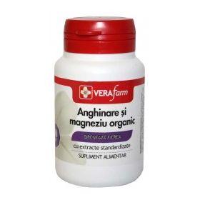 Anghinare si Magneziu Organic BioShopRomania.com