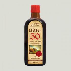 Bitter 50 plante 500ml BioShopRomania.com
