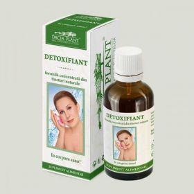 Detoxifiant tinctura BiOShopRomania.com