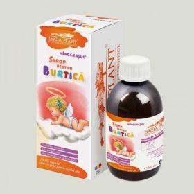 Sirop pentru burtica BioShopRomania.com