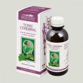 Cerebral tonic syrup BioShopRomania.com
