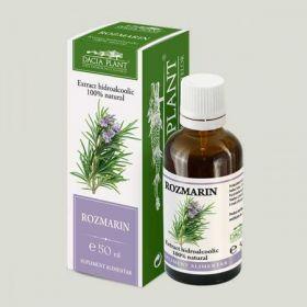 Tinctura rozmarin BioShopRomania.com
