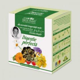 ceai digestie perfecta BioShopRomania