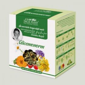 ceai glicemonorm BioShopRomania