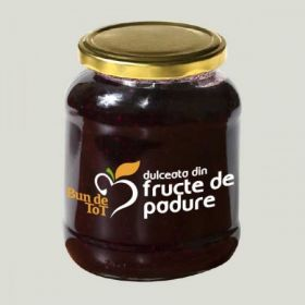 Jam from berries BioShopRomania