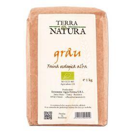 Bio wheat flour BioShopRomania.com