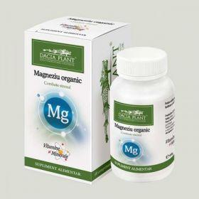 magneziu organic BioShopRomania