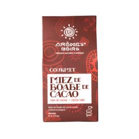 Miez boabe cacao Gourmet BioShopRomania 100g