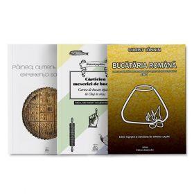 Carti de gastronomie romaneasca retete vechi romanesti BioShopRomania