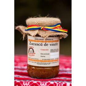 Zacusca de vinete Arieseni 370g
