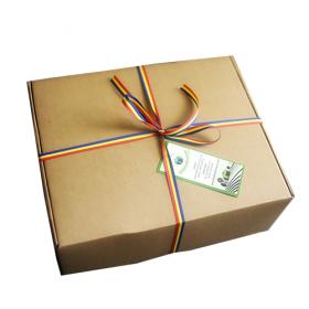 Cutie cadou cu produse artizanale