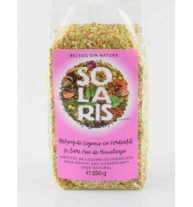 condiment belsug de legume cu verdeata BioShopRomania.com