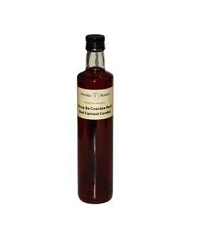 Blackcurrant cordial syrup BioShopRomania.com