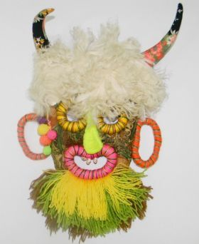 Masca populara taraneasca din Bucovina 3 BioShopRomania.com