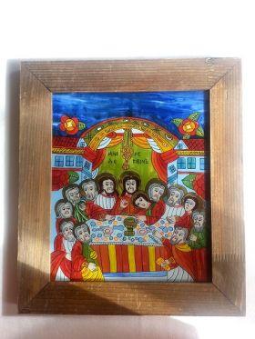 The Last Supper 26x22 cm BioShopRomania.com