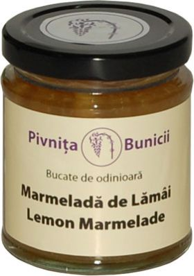 Marmelada de lamai BioShopRomania.com