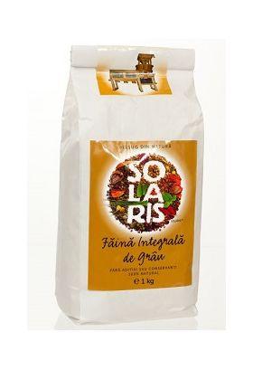 Whole wheat flour BioShopRomania.com