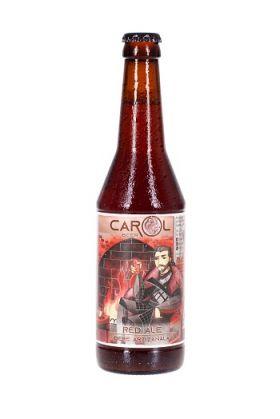 Bere artizanala Carol RED ALE 0,4L