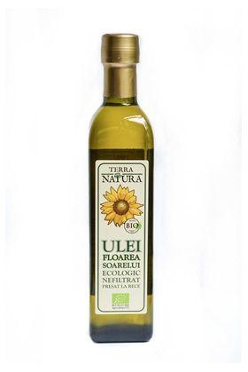 Ulei floarea soarelui Bio BioShopRomania.com