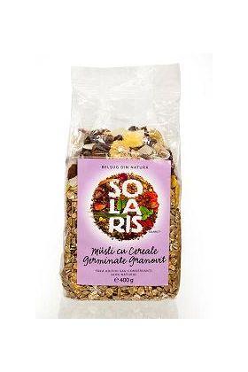 Musli with germinated grains BioShopRomania.com