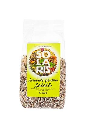 Salad Seeds BioShopRomania.com