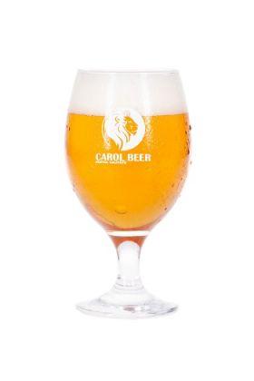 Romanian craft beer Carol PALE LAGER 0,4L