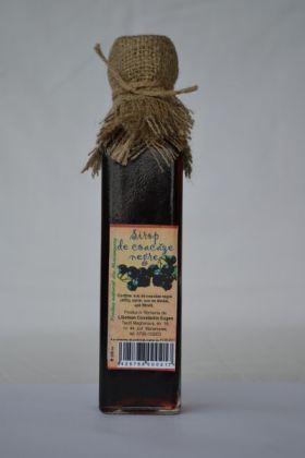 Sirop coacaze negre BioShopRomania.com