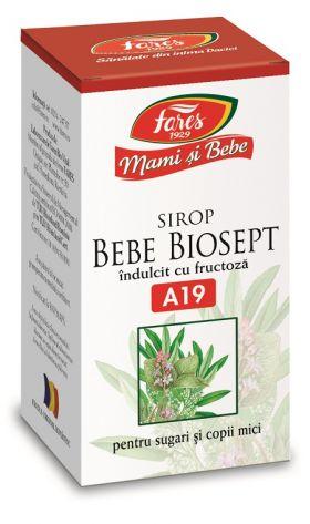 Sirop Biosept Mani&bebe BioShopRomania.com