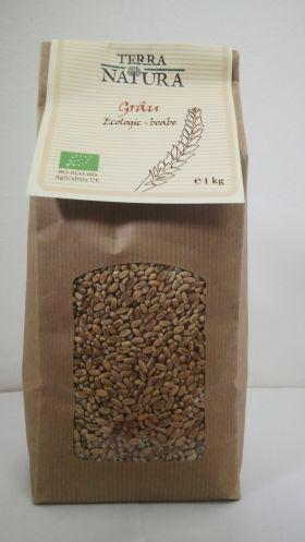 Bio Wheat grains BioShopRomania.com