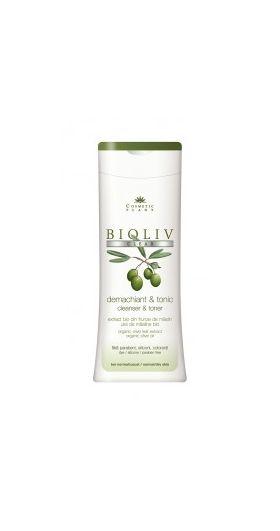 Cleanser and tonic BIOLIV CLEANER BioShopRomania.com