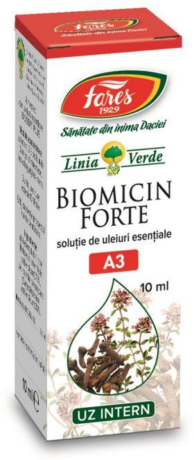 Biomicin Forte solutie BioShopRomania.com