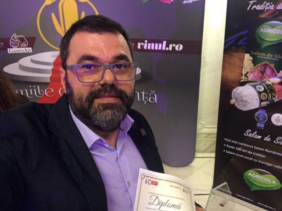 Premiul de Excelenta pentru Promovarea Producatorilor Locali BioShopRomania