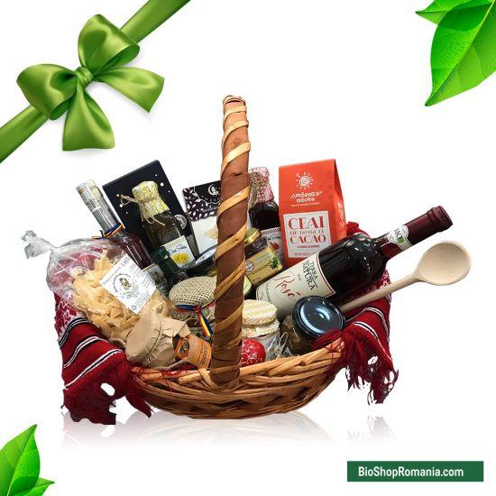 Cosuri cadou cu produse romanesti traditionale bio naturale
