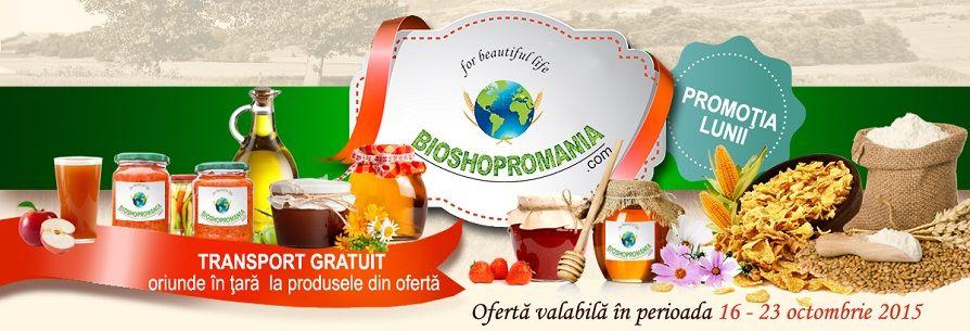 BioShopRomania - magazin cu produse romanesti bio-produse traditionale naturale